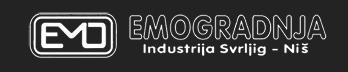 Emo Gradnja doo Svrljig Logo